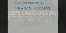 2ESO - Refranes y frases hechas - Jorge Roales