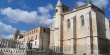 Iglesia de San Antolín y casa del tratado, Tordesillas, Valladol