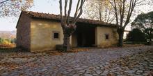 Casa de campesinos (s.XIX), Museo del Pueblo de Asturias, Gijón