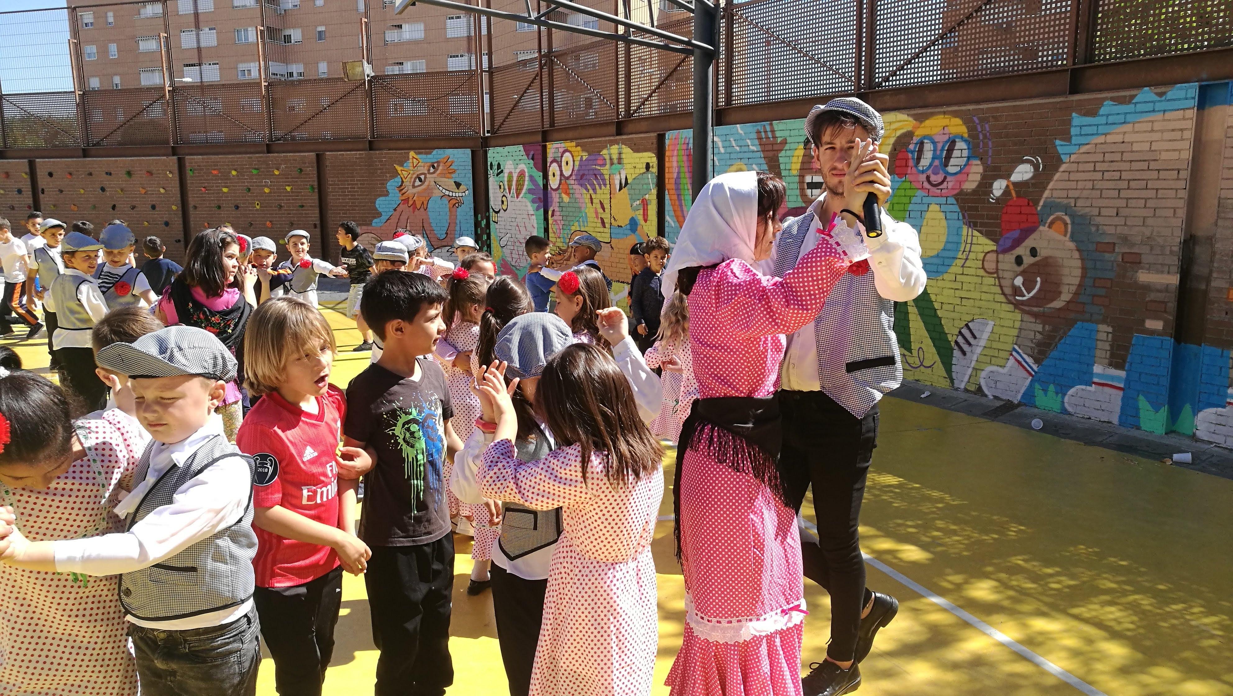 San Isidro en el Comedor 2019 4