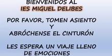 Presentando el IES Miguel Delibes (Mejorada del Campo)