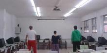Baile 4º, 5º y 6º E. P. vision posterior
