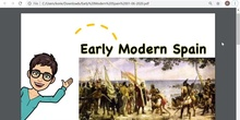 Early Modern Spain (II)