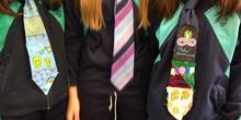 Con corbata al colegio vendrás