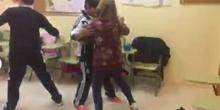 Bailes de salón en el gandhi