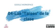 """4-Classroom. Publicar una """"tarea"""""""