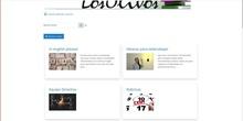 Personalizar la página principal del Aula Virtual de Educamadrid