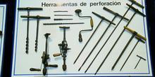 Construcción de una embarcación: Herramientas de perforación, Mu