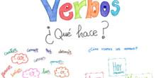 Esquema de verbos 2º Primaria