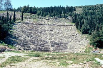 Teatro de Argos, Grecia