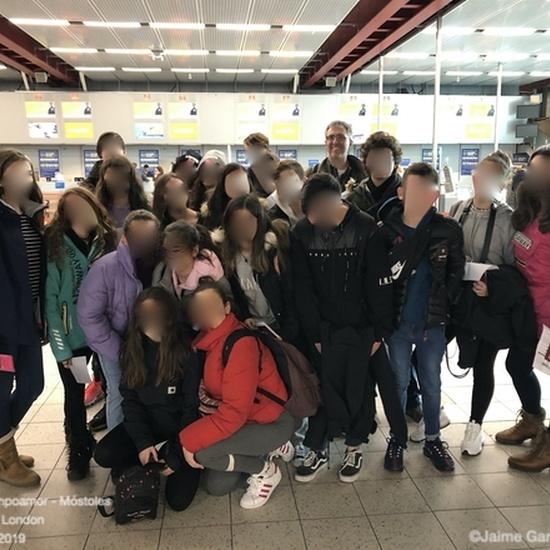 75 At Luton Airport