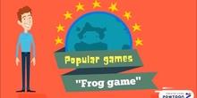 POPULAR GAMES - LA RANA
