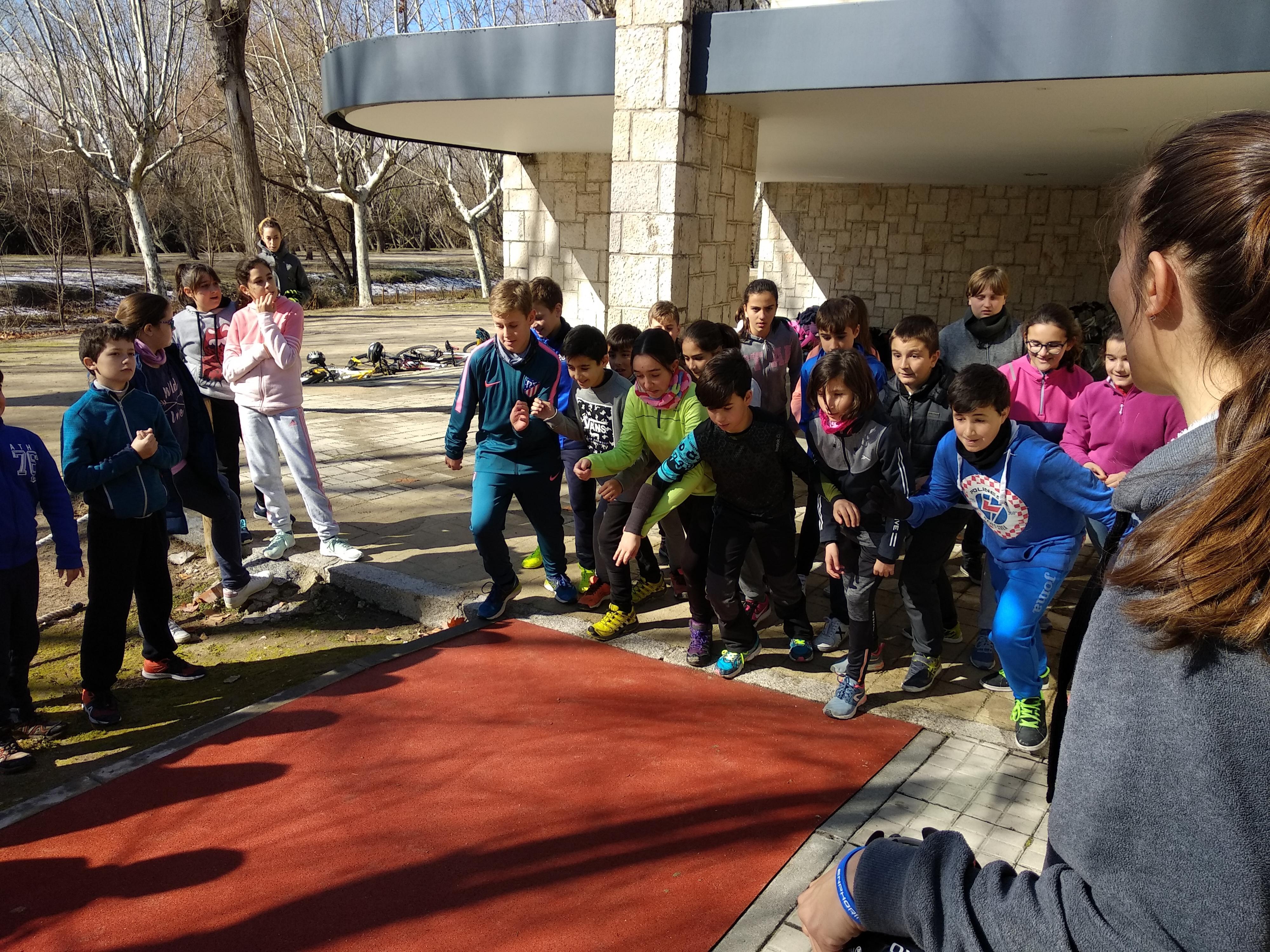 Multideporte en la ciudad deportiva Puerta de Hierro 21