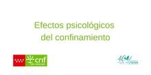 Efectos Psicológicos del Confinamiento
