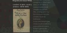 3ESO - Lengua -Oscar Wilde por Manuela Simal