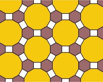 Mosaico 4, 6, 12