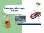 PRESENTACIÓN 3º ESO BIOLOGÍA Y GEOLOGÍA