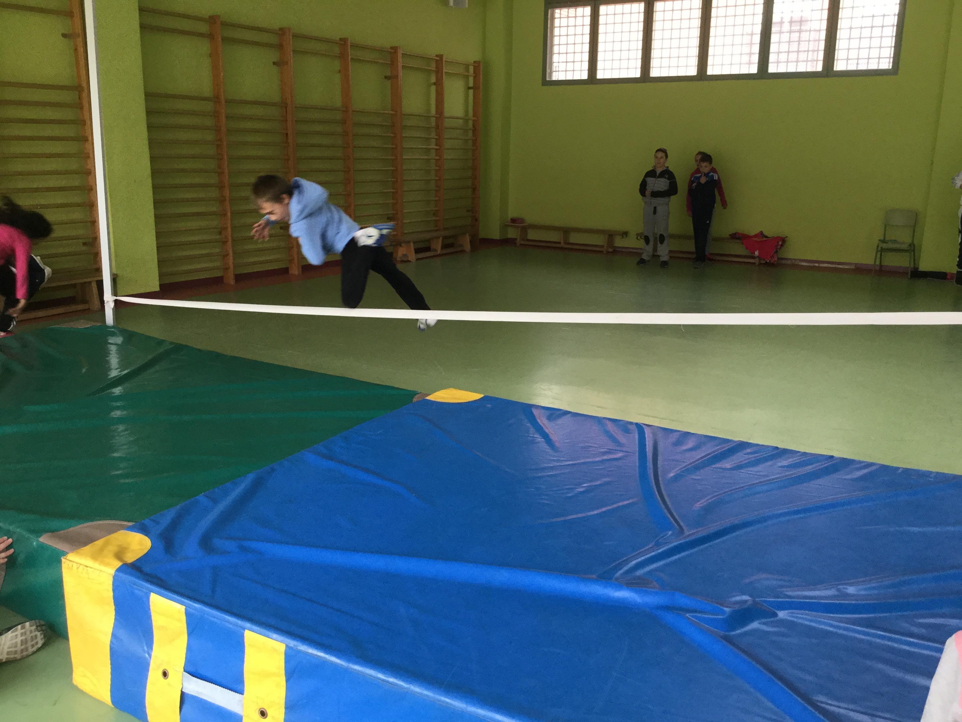 Atletismo 5º 4