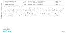 Adscritos - subsidiaria - alfabético