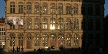 Edificio Tafelrond, Lovaina, Bélgica