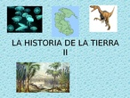 Historia de la Tierra II