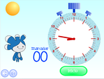 Khronos (aprende a usar el reloj analógico)