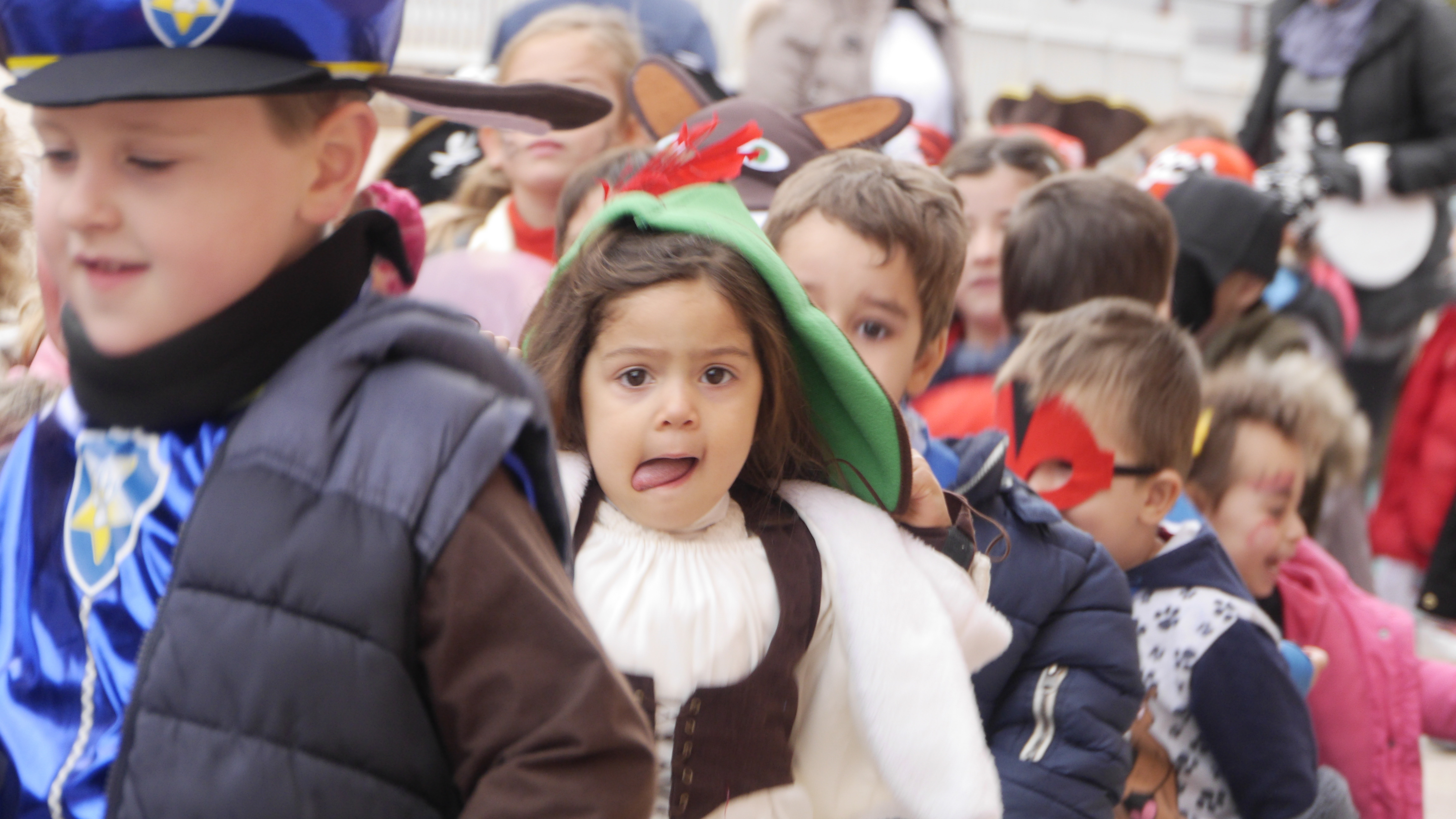 Pasacalles Carnaval 2018 4