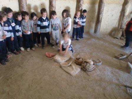 Infantil 4 años en Arqueopinto 2ª parte 19