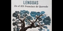 Día Europeo de las Lenguas 2018 IES Francisco de Quevedo (Madrid)