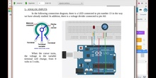 Arduino: analog input
