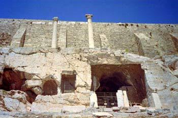 Muralla de la Acrópolis, Atenas