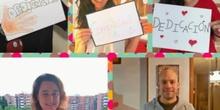 Día Internacional de la Familia 2020. CEIP ANA MARÍA MATUTE,GETAFE