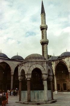 Mezquita Azul, Estambul, Turquía