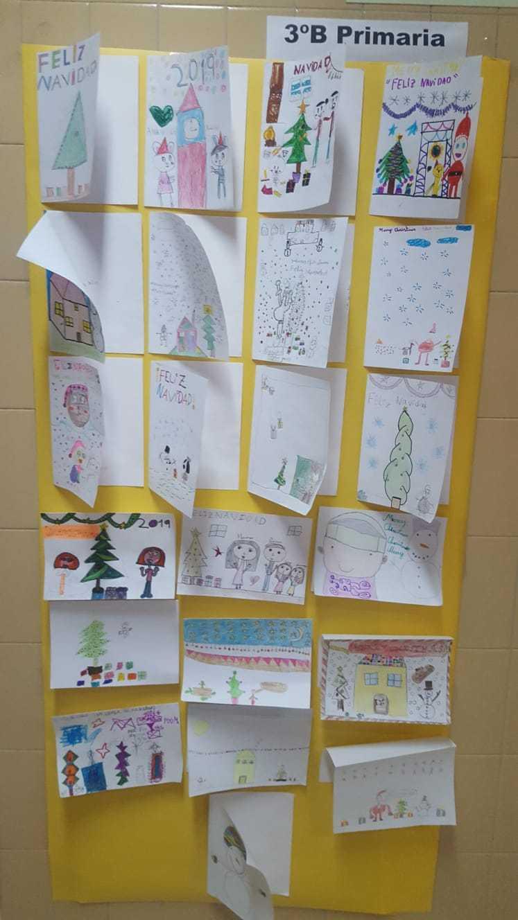Decoración navideña centro 12