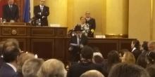 """El Gran Rabino de España entona el """"Male Rajaminh"""""""