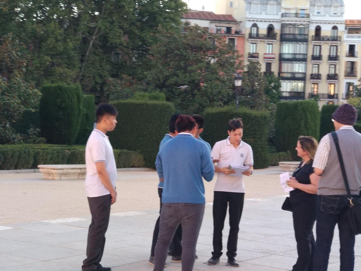 Entrevistas en inglés 4º ESO C 2