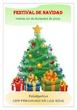 Programa Festival navidad 2016_CEIP Fernando de los Ríos