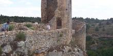 Torre del Castillo de Calatañazor, Calatañazor, Soria, Castilla