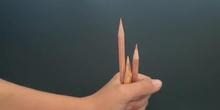 Un puñado de lápices