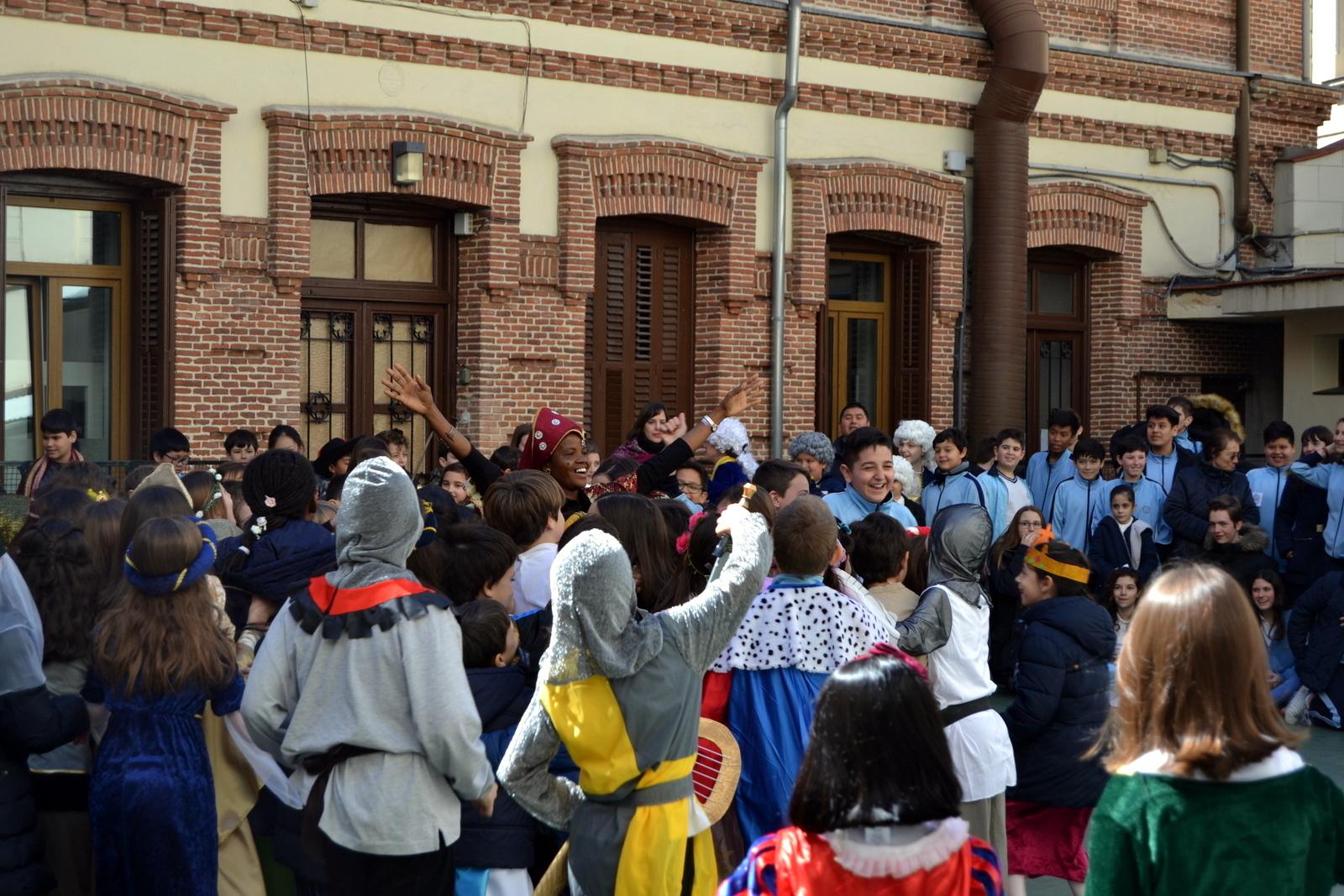 Jornadas Culturales y Depoortivas 2018 Bailes 1 31