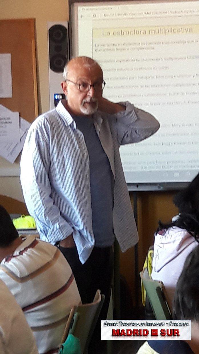 Ponencia de D. Ricardo Vázquez