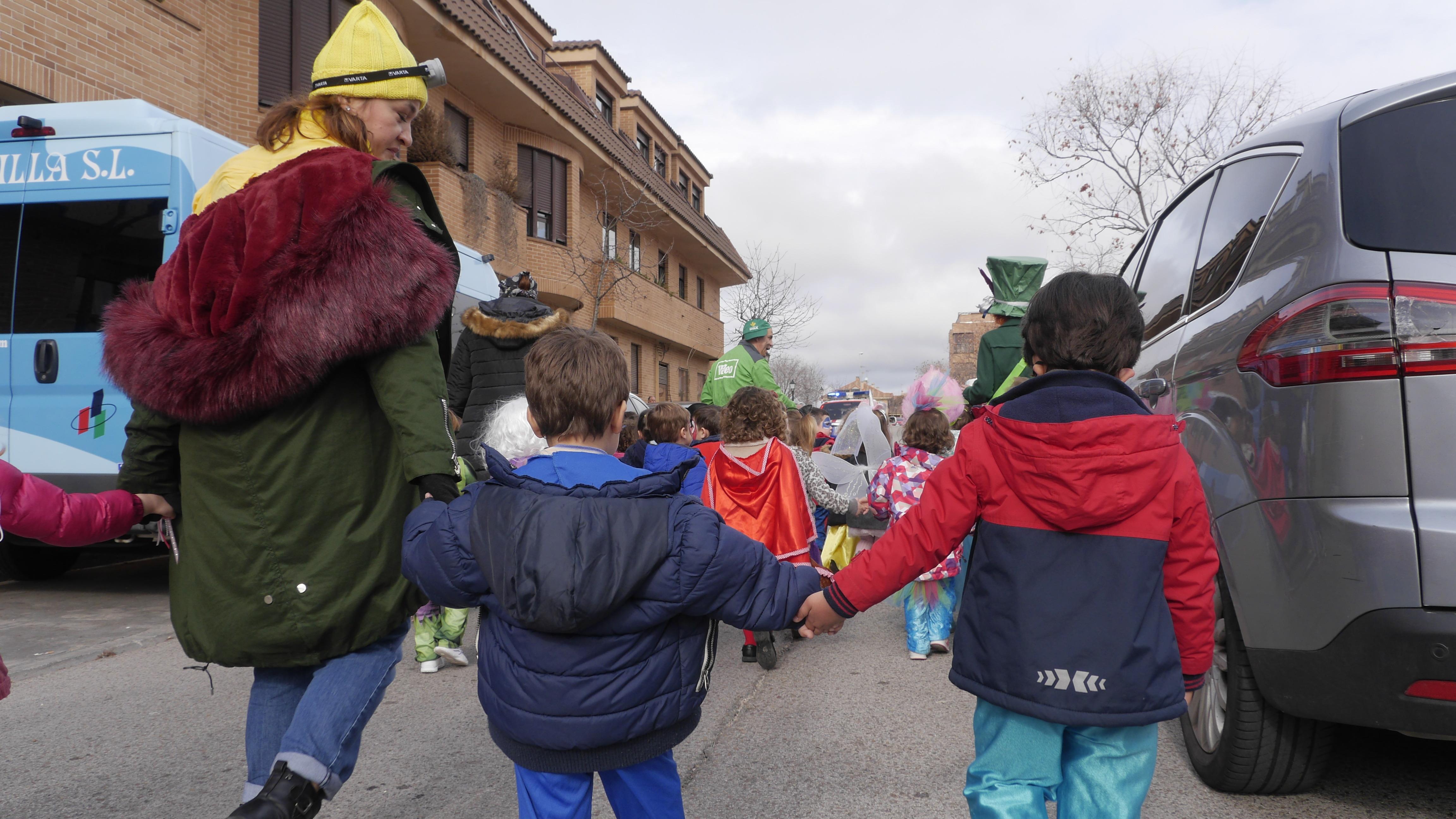 Pasacalles Carnaval 2018  2 37