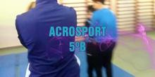 ACROSPORT 5º B