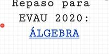 Resolución EVAU 2020 MODELO MATEMÁTICAS II MADRID, ALGEBRA OPCIÓN B.