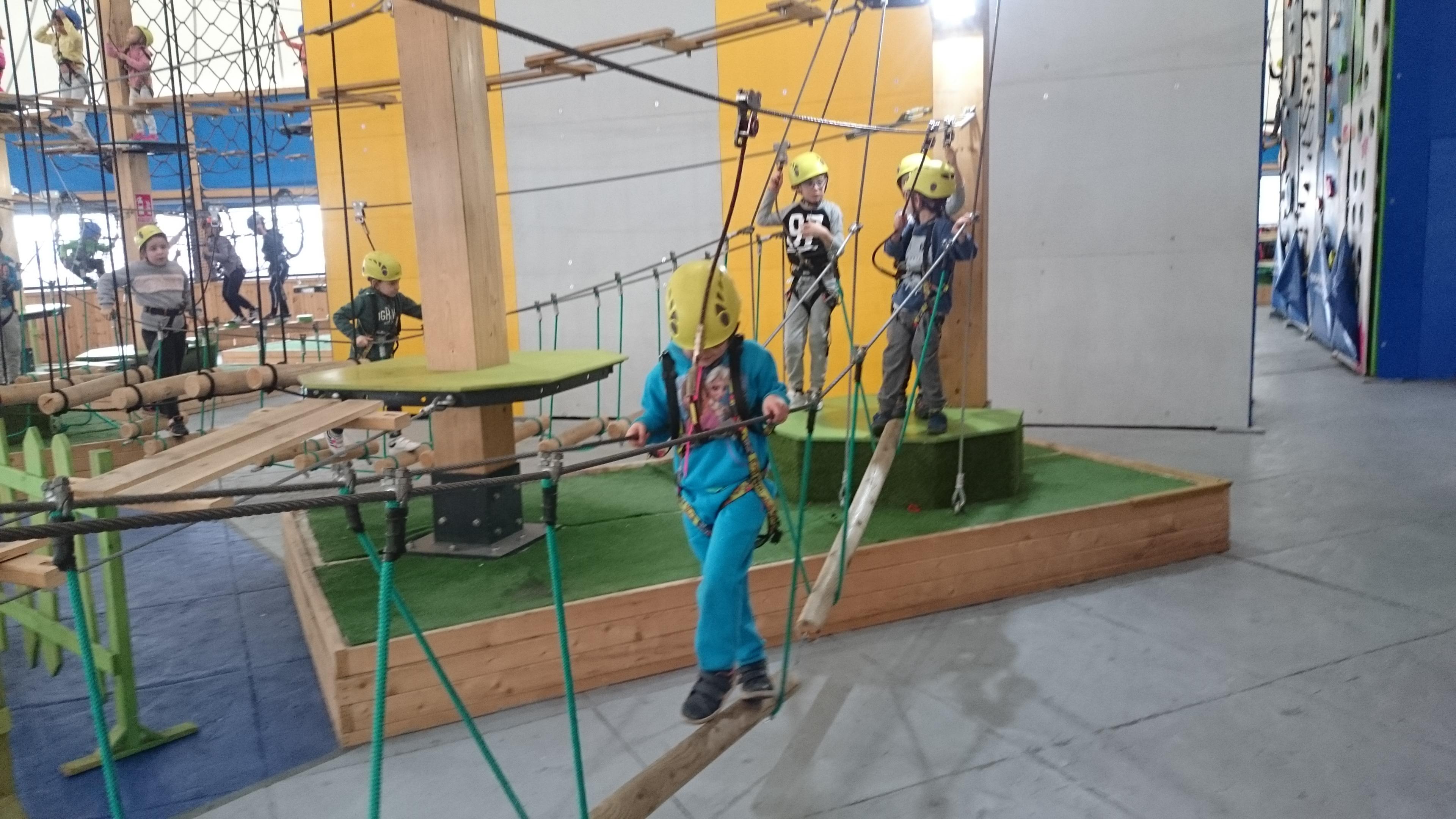 Vertical Park 2018 1º y 2º 3