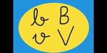 INFANTIL-5AÑOSB- LA B Y V-JORGE-FORMACIÓN
