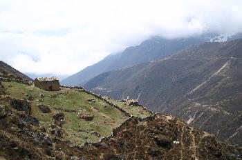 Muros de piedra para separar terrenos
