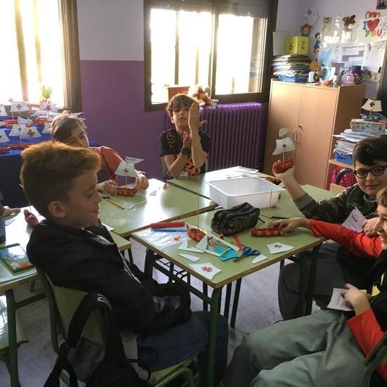 Jornadas Culturales 18-19. Talleres Berceo I A . 3º - 6º 2