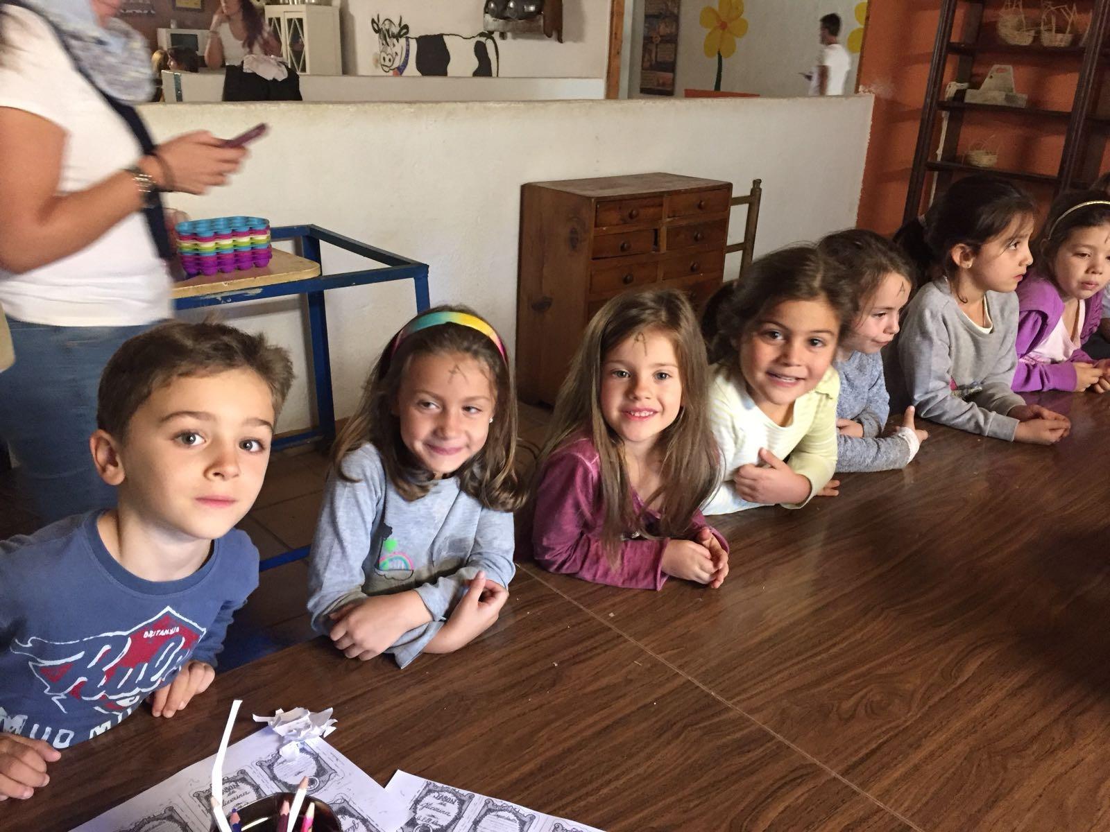 Granja Escuela 1º y 2º EP 2017-18_24 5