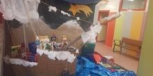 Decoración Navidad centro 21